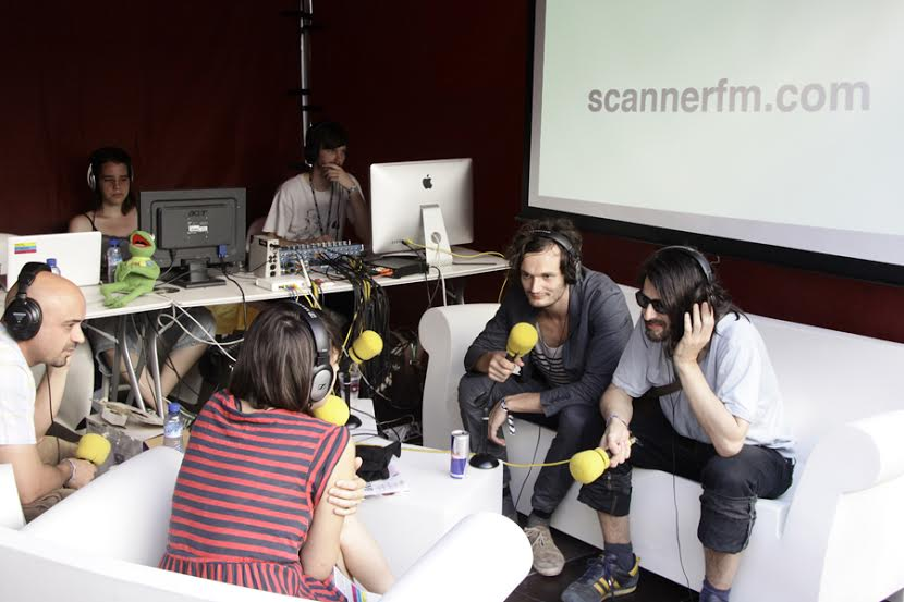 retransmision Primavera Sound scannerFM 5