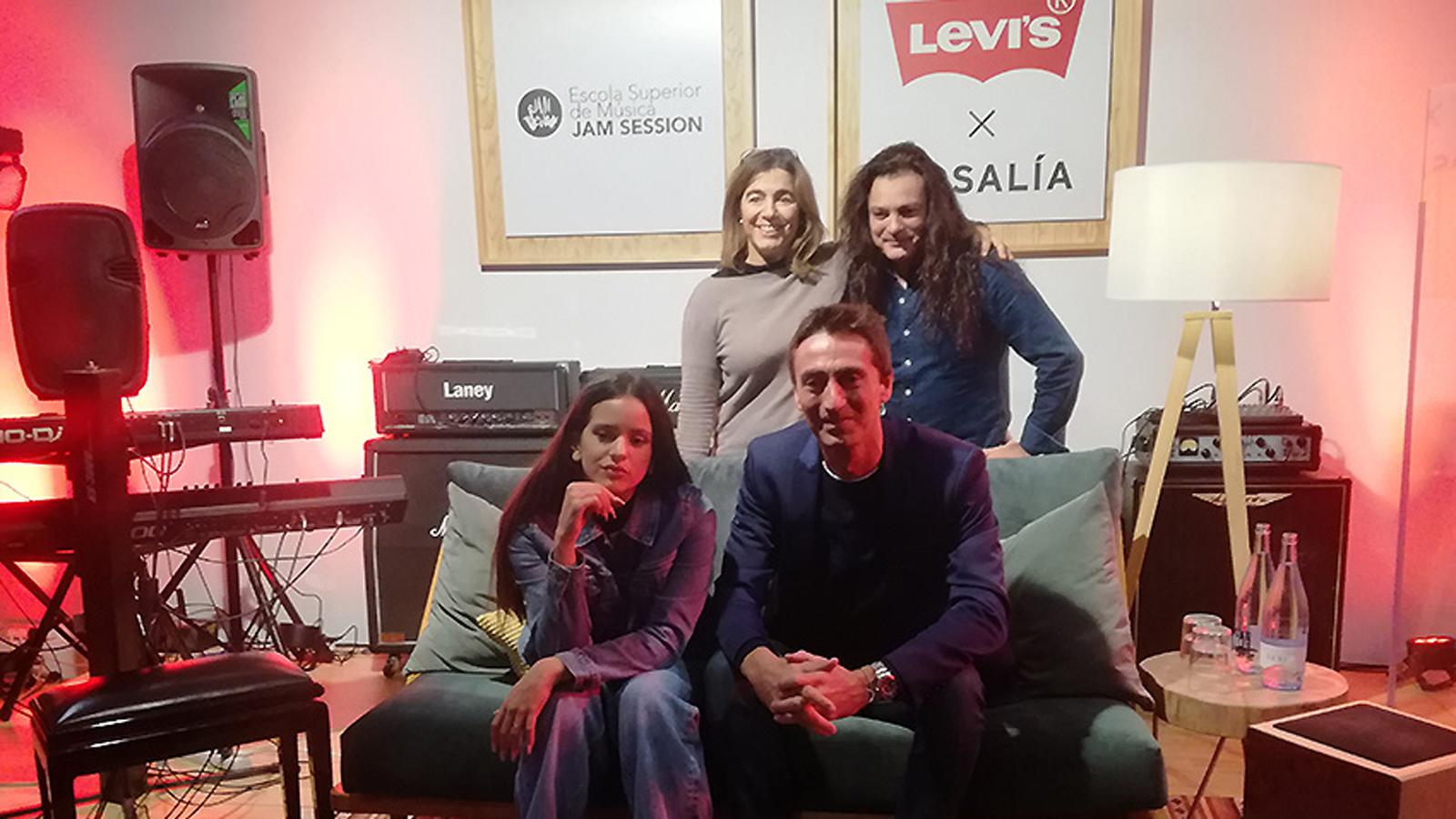 LEVI´S®_ Presentamos el Levi´s® Music Project de la mano de Levis® X Rosalía.