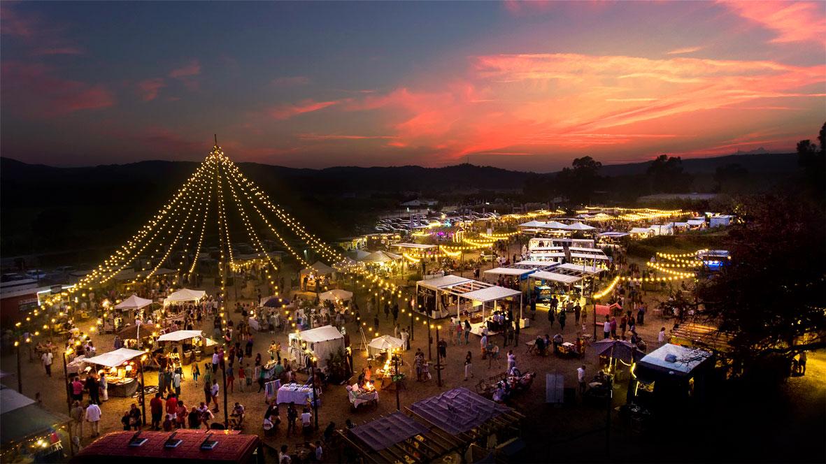 LA SANTA MARKET_ Hemos participado en la creación de un nuevo market veraniego…
