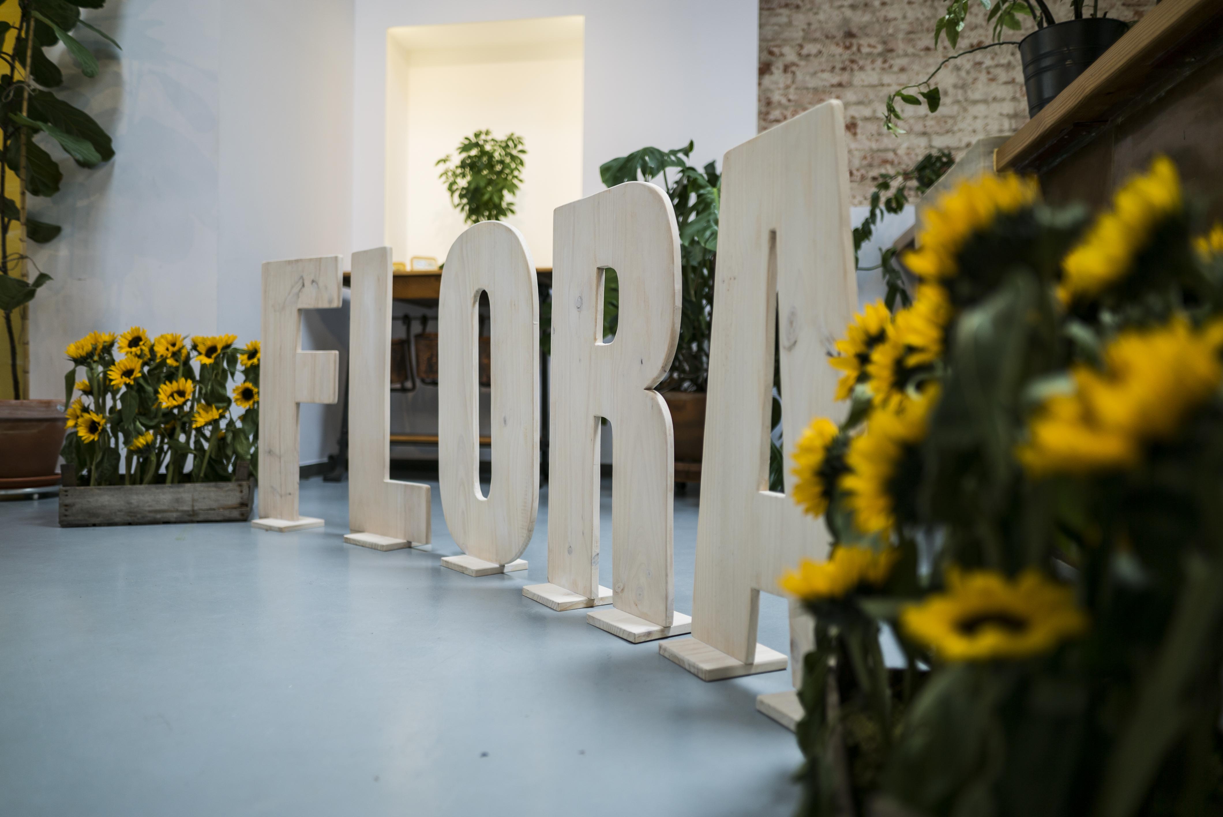 FLORA_ Creamos un día naturalmente vegetal, el Flora Day…