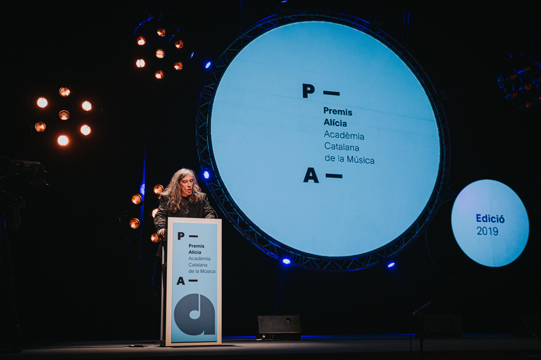 PREMIOS ALICÍA_ Representamos los intereses de los premios oficiales de la música Catalana…